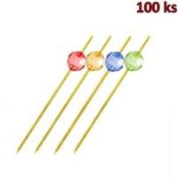 Bambusové bodce PERLA 12 cm [100 ks]