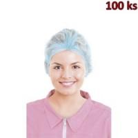Čepec extra lehký, modrý [100 ks]