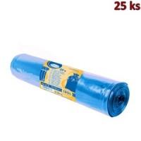 Pytle na odpadky modré 70x110cm,120 l, Typ 40