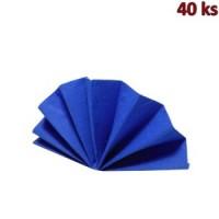 Ubrousky DekoStar 40 x 40 cm tmavě modré [40 ks]