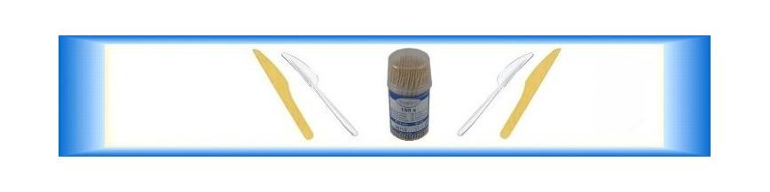Příbory, špejle a párátka