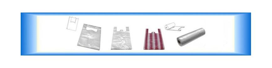 Mikrotenové tašky HDPE