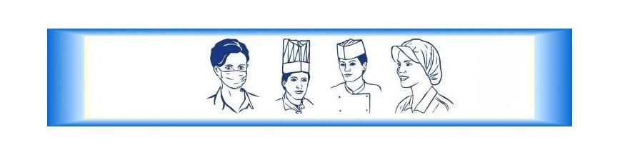 Jednorázové pokrývky hlavy