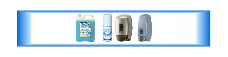 Mýdla a osvěžovače