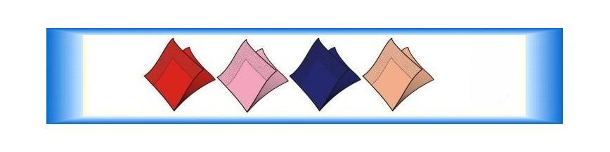 Luxusní ubrousky papírové